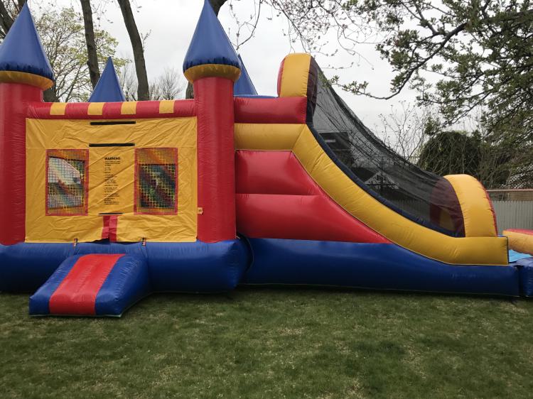 Bouncer  Slide Combos
