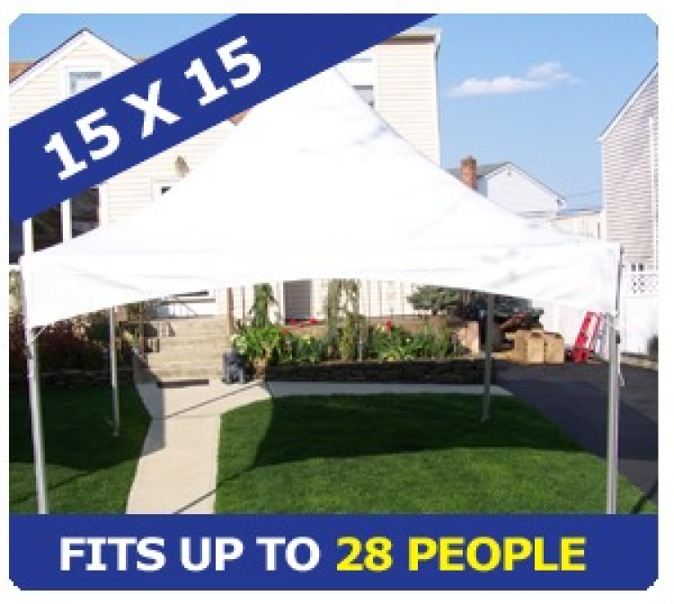 15 x 15 Tent package